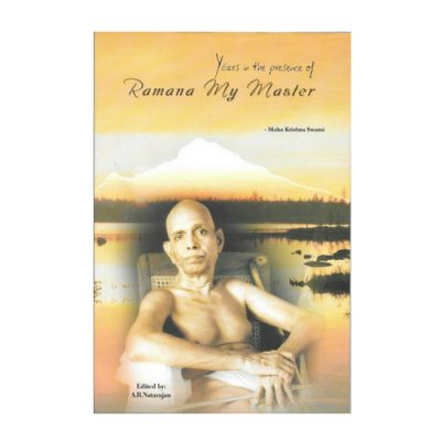 years in the presence of ramana maharshi