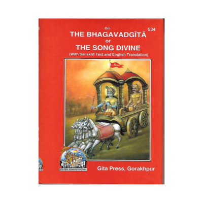 The Bhagavadgita or The Song Divine